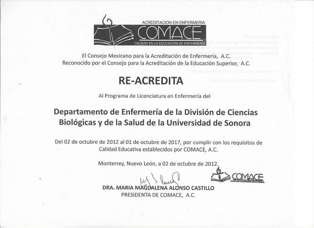 re-acreditacion-comace-oct-2012-a-oct-2017
